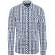 Schöffel Miesbach1 - T-shirt manches longues Homme - blanc/Bleu pétrole